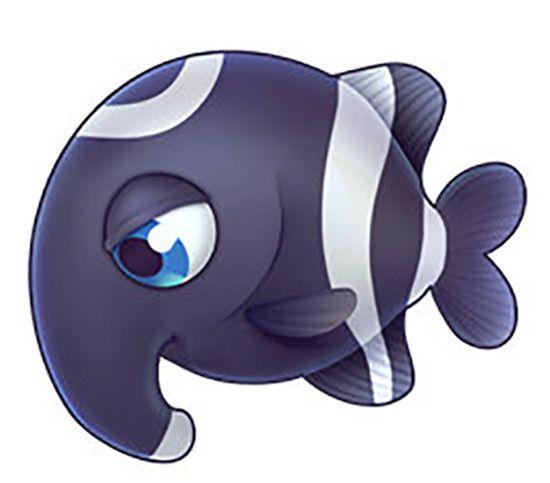 摩尔庄园手游象鼻鱼怎么钓-象鼻鱼的钓取方法