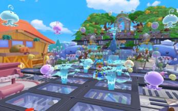 摩尔庄园地下喷泉怎么弄-摩尔庄园地下喷泉制作教程