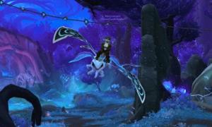 魔兽世界炽蓝仙野飞蛾获取方法